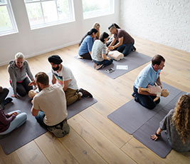First Aid and CPR Training Programs for Business